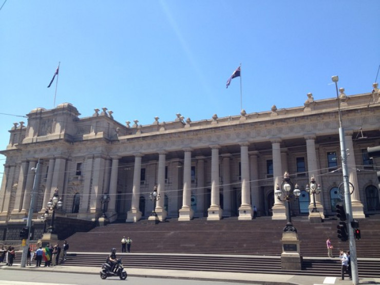 Parliament House (including Grounds, Works And Fences)