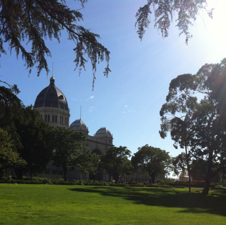 Royal Exhibition Building And Carlton Gardens (world Heritage Place)