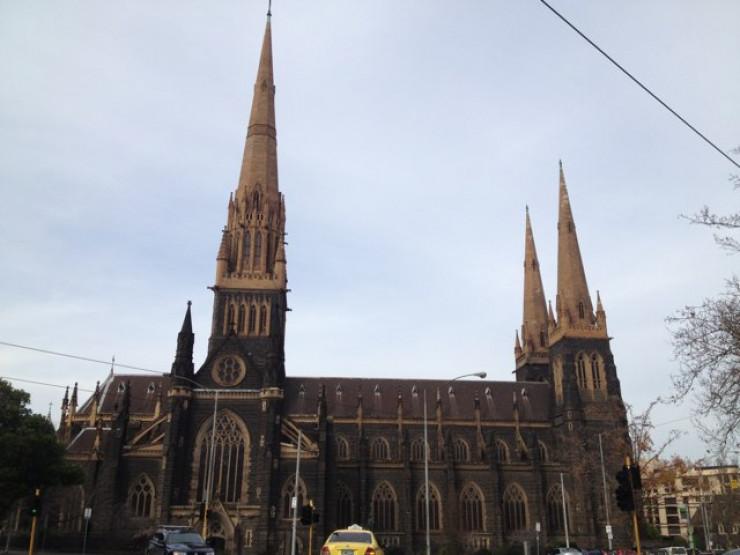 St Patricks Cathedral Precinct