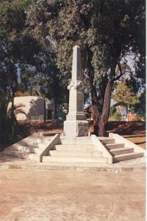memorials at sandhurst