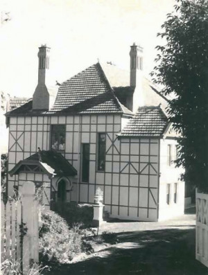 Heritage original house