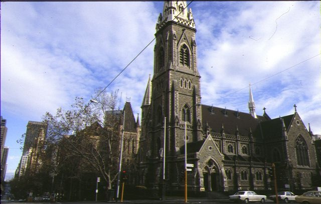 1 scots church melb exterior