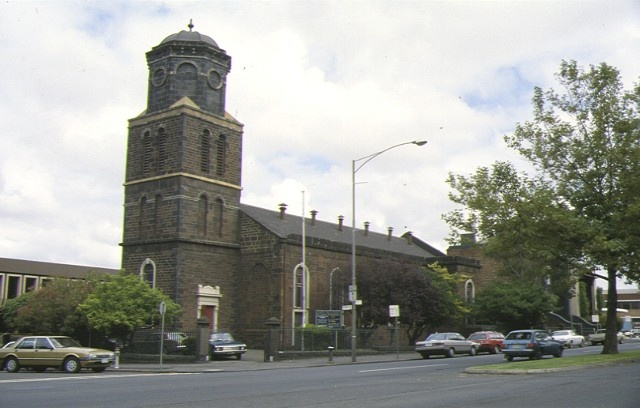 1 st james old cathedral king street melb external view