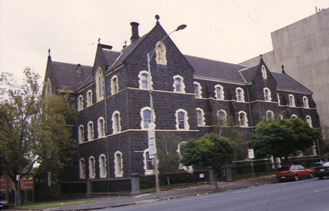 1 former christian brothers college external front