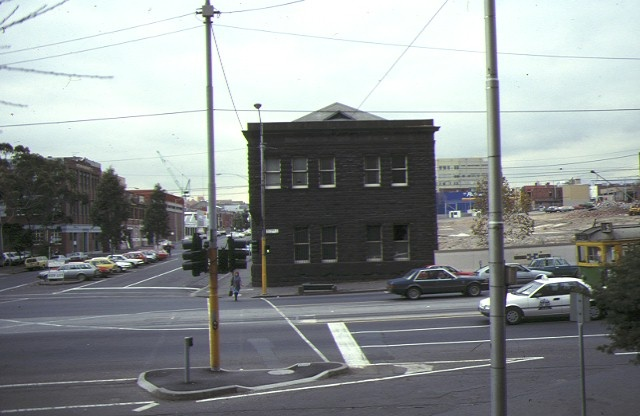 carlton brewery 1990 view