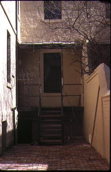 clarendon terrace 208 clarendon street east melb exterior rear