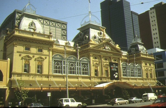 1 princess theatre spring street melbourne front view after restoration