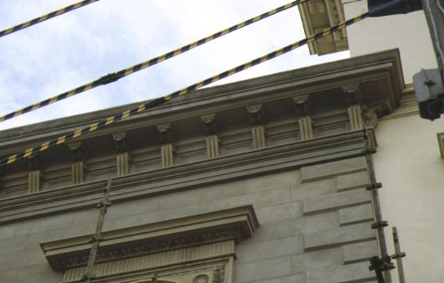 anz bank ballarat roof detail