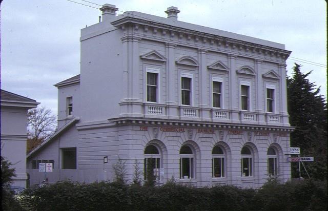 1 commercial banking co of sydney ltd bendigo front view