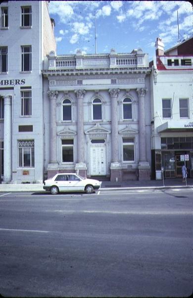 1 former commercial bank of australia bendigo front view
