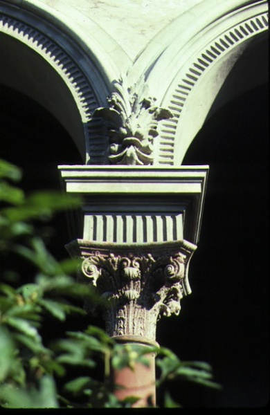 labassa caufield detail column capital