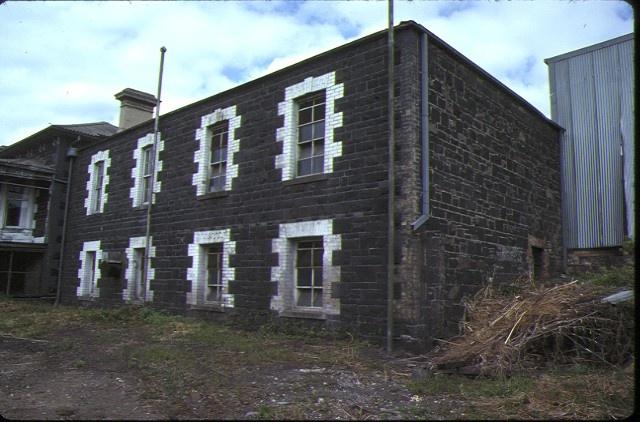 henderson house footscray bluestone building