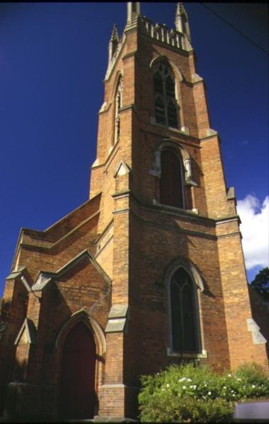 st pauls church of england geelong bell tower