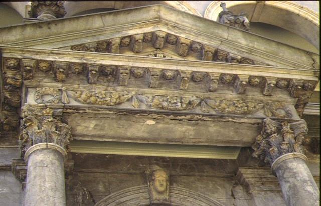 ravenswood ivanhoe detail of stonework