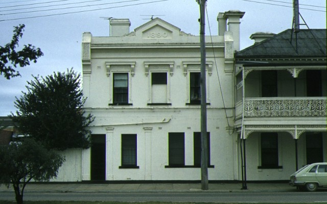 1 criterion hotel macalister street sale front view