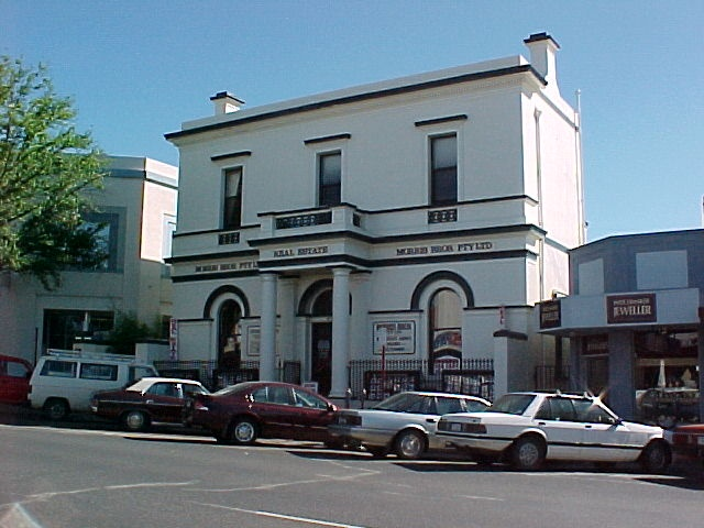 1 former anz bank wangaratta front view dec99