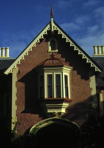 longerenong homestead jung via horsham detail front window