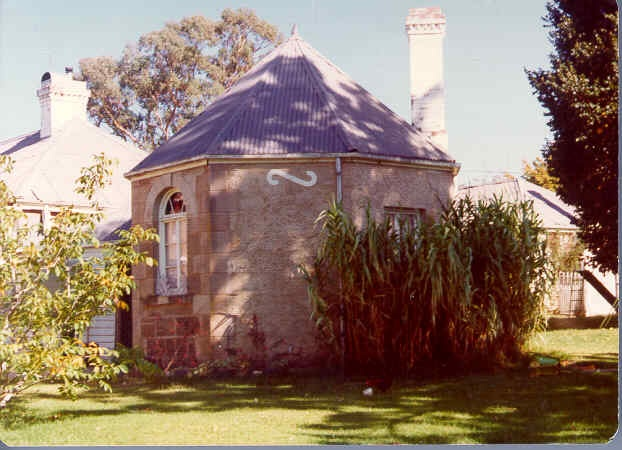 adelaide vale homestead and outbuildings goornong octagonal room
