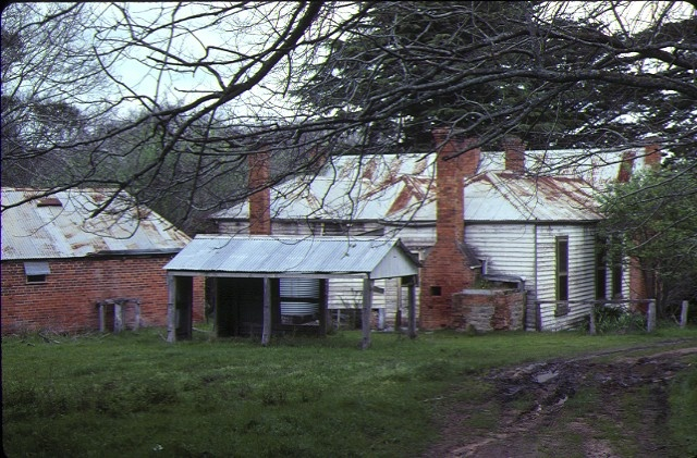 ericildoune homestead burrumbeet managers house oct81