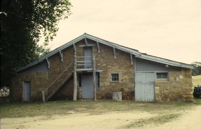 ericildoune homestead burrumbeet stables feb94