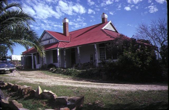 mount ophir winery stillards lane rutherglen homestead oct1981