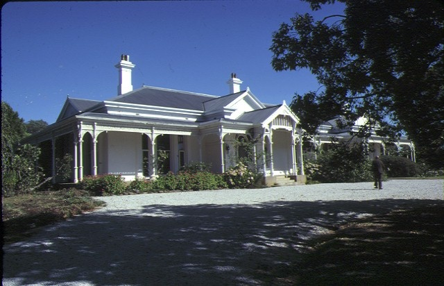 1 kongbool coleraine rd balmoral front view homestead