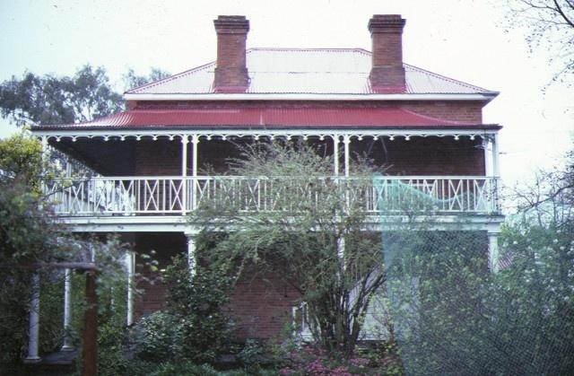 gundowring homestead gundowring front elevation