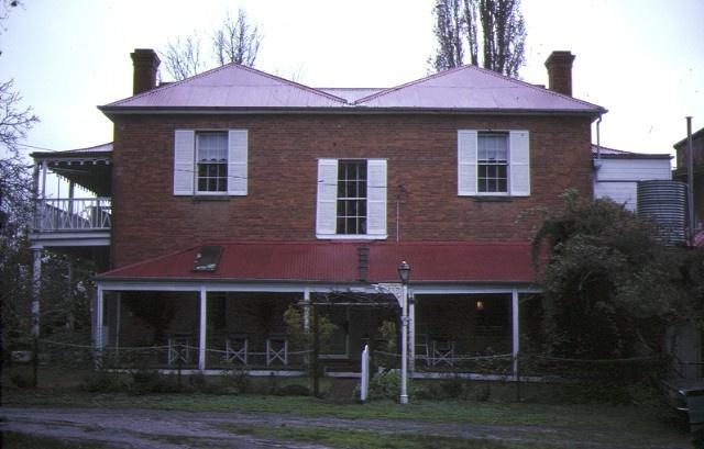 gundowring homestead gundowring rear view