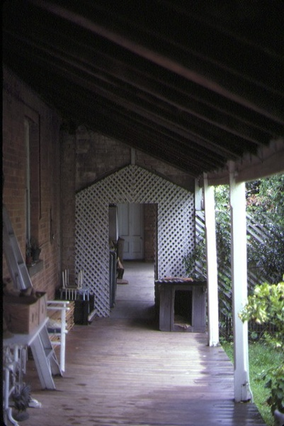 gundowring homestead gundowring verandah view