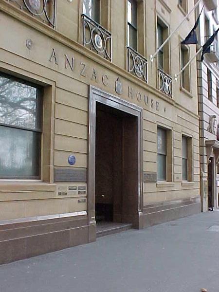 anzac house collins street melbourne entrance jul1999