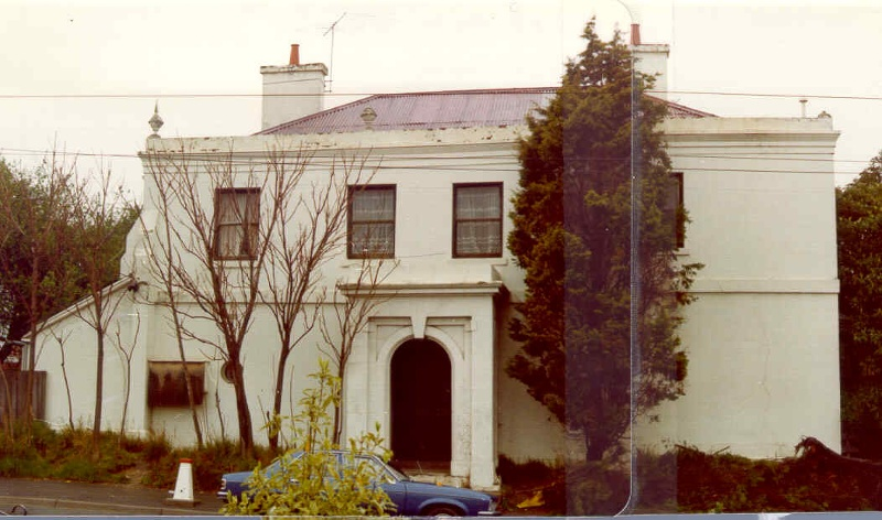 1 former bridge hotel church street hawthorn front view 1976