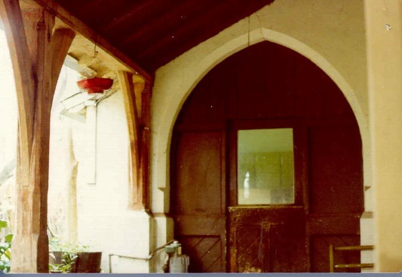 former bridge hotel church street hawthorn verandah 1976
