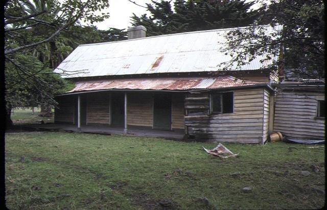 1 monomeith homestead cranbourne front view mar1987
