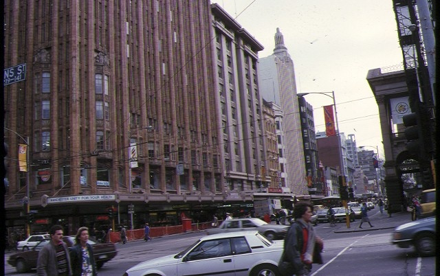 capitol house swanston street melbourne street view