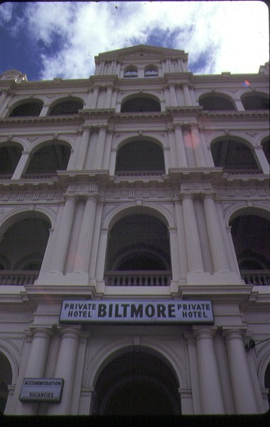biltmore bridport street albert park front elevation nov1979