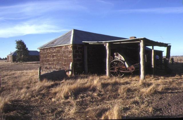 fulham balmoral horsham rd kanagulk woolshed complex feb1980