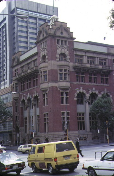1 former new zealand loan & mercantile company ltd building collins street melb corner view