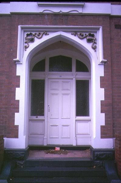 residence sturt street ballarat front entrance
