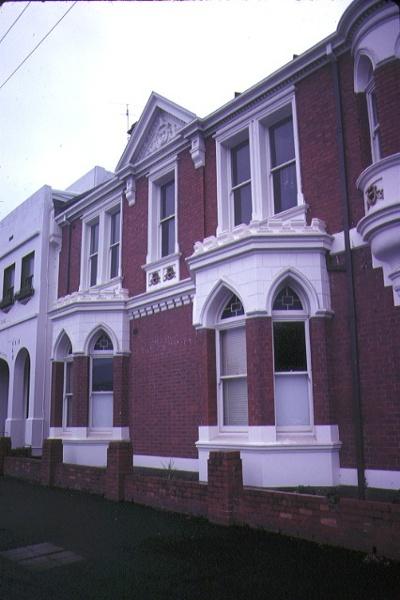 residence sturt street ballarat side view