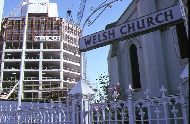 1 welsh church & hall la trobe street melbourne front view