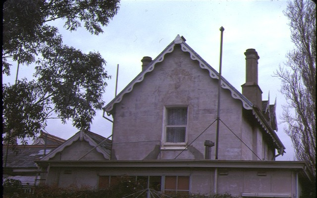 whitby house whitby street brunswick side view sep1979