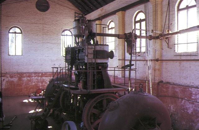 psyche bend pumping station psyche bend mildura interior with machinery