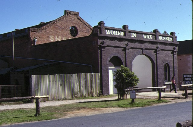 shackells bond store echuca side view may1979