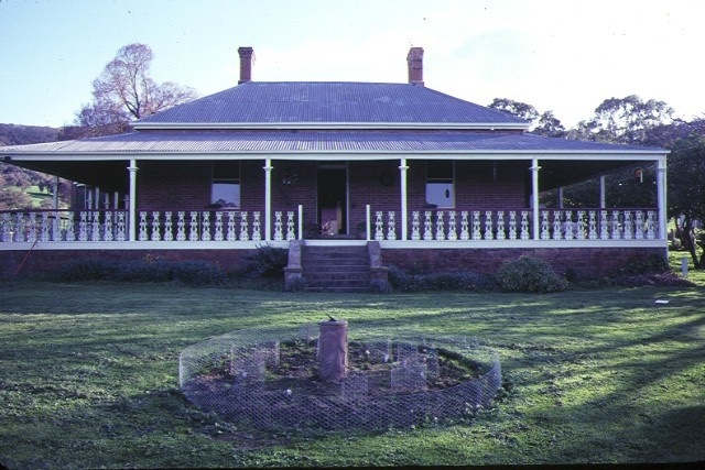 1 merriang homestead myrtleford front view homestead