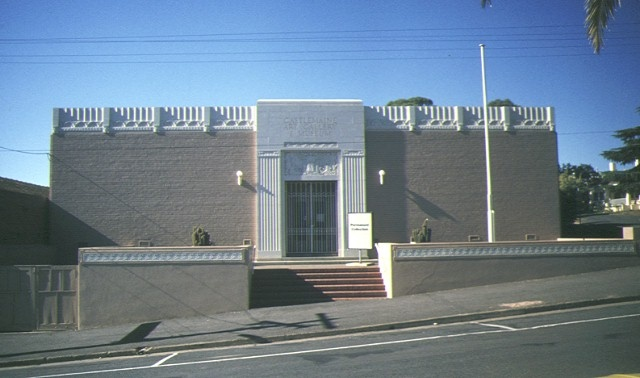 castlemaine art gallery & historic museum lyttleton street castlemaine front elevation