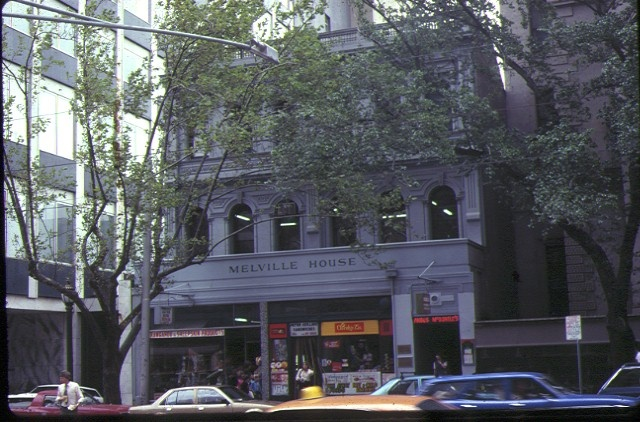 1 melville house collins street melbourne front view