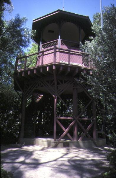 ripponlea elsternwick look out tower nov1984