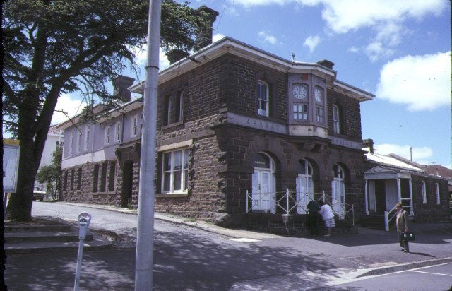 1 ararat post office front view nov1985