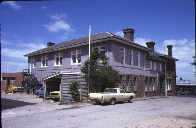 ararat post office street view3 nov1985