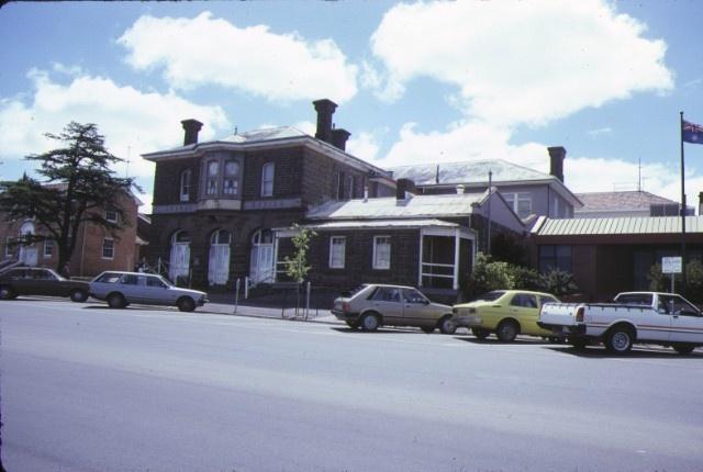 ararat post office street view nov1985